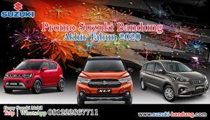 Promo Suzuki Bandung Akhir Tahun 2020