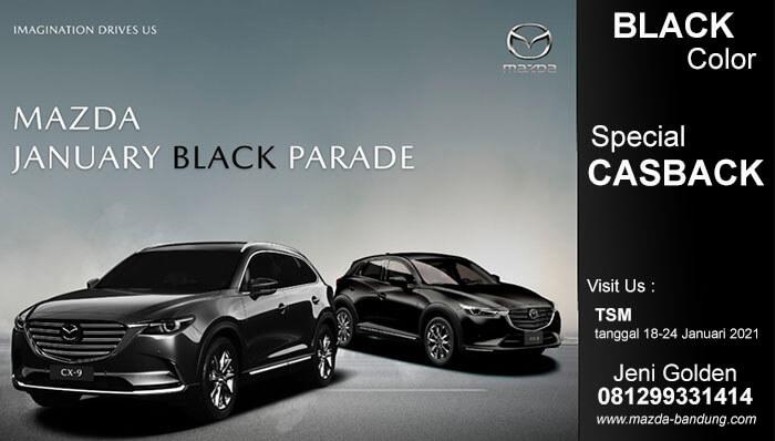 Promo Awal Tahun Mazda Bandung 2021