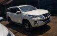 Dijual Toyota Fortuner 2016 Mulus