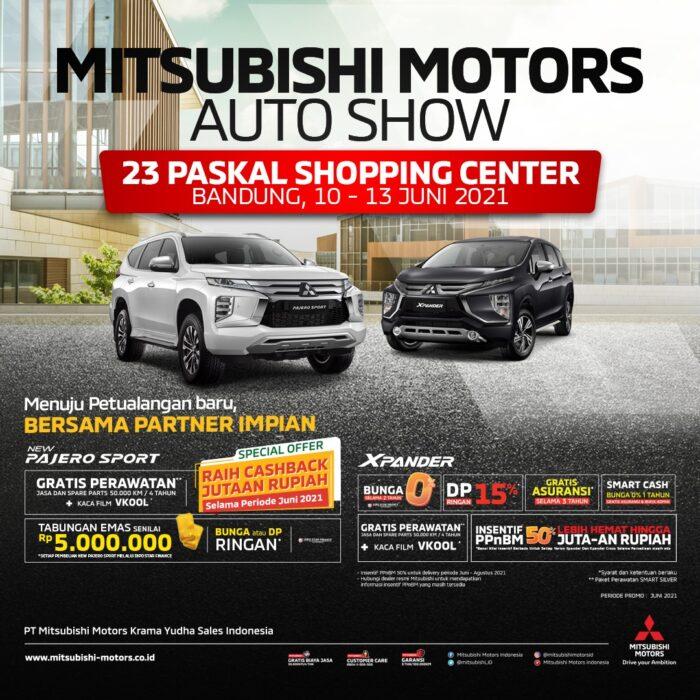 Promo Juni Mitsubishi Bandung 2021